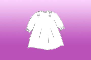 babies rosemary nightgown